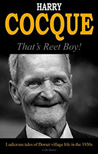 That's reet boy - Harry Cocque
